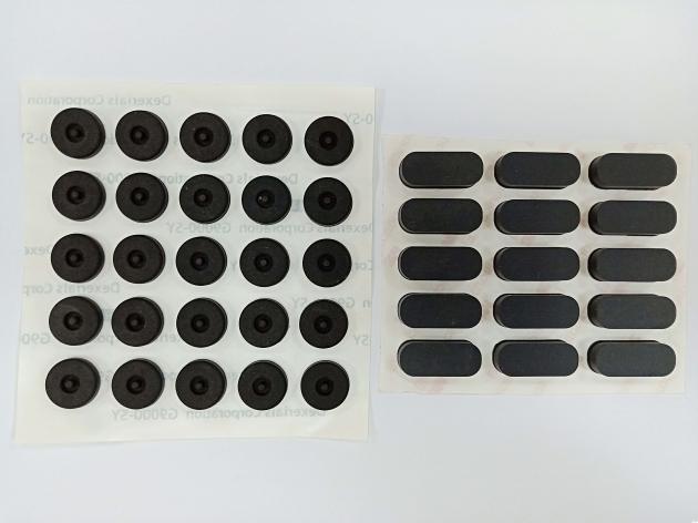 電子含背膠零組件 1